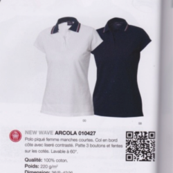 New wave arcola