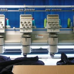 Machine pour broderie