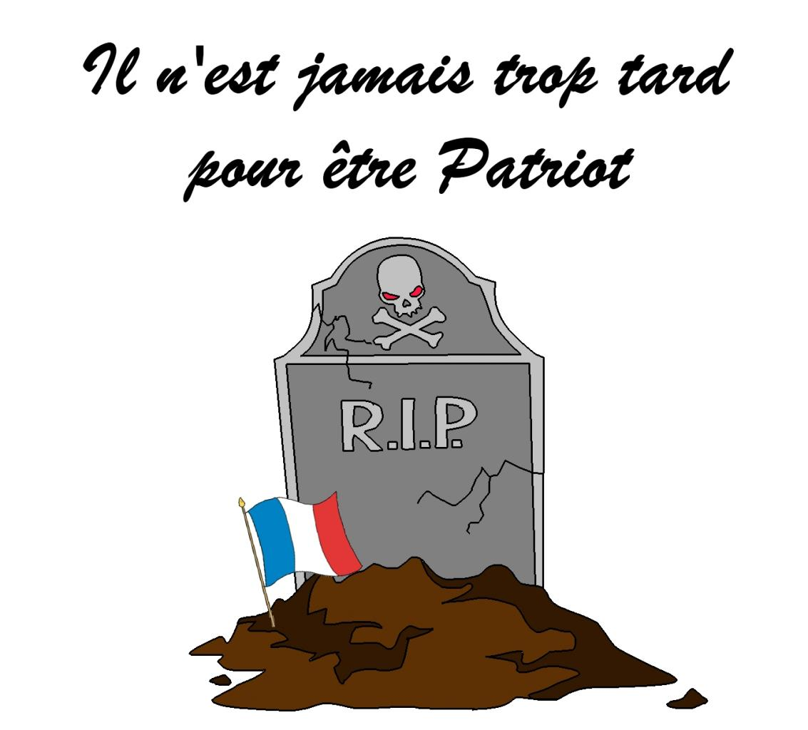 Tombe patriot
